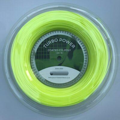 Turbo Power Yellow