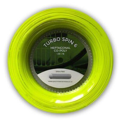 Turbo Spin 6 1.30 Yellow
