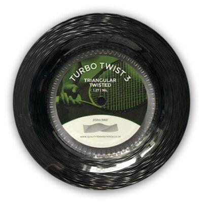 Turbo Twist 3 1.27 Black